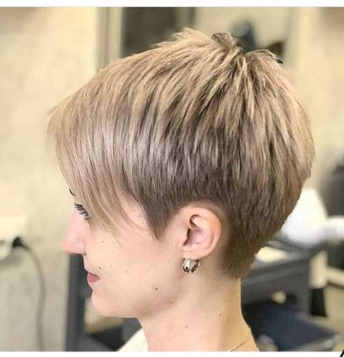 Fine Short Haircuts-15