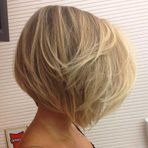 Short Haircuts for Women-16