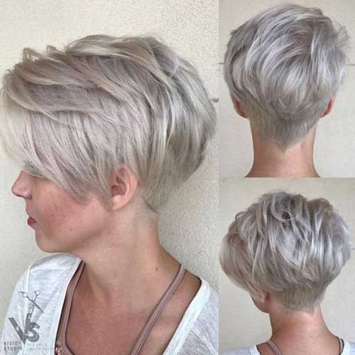 Stacked Short Haircuts-16 &quot;title =&quot; 16.Stacked Short Haircut &quot;/&gt;</a></p><h2>17. Gestapelte Pixie Bob</h2><p> <a href=