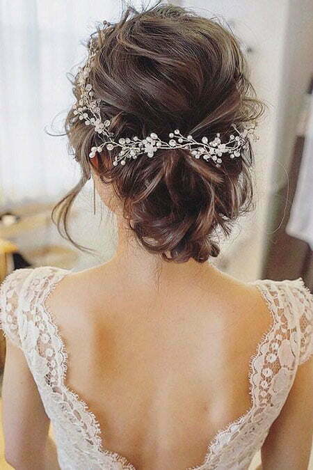 Short Wedding Hairstyles Archives Short Haircut Com