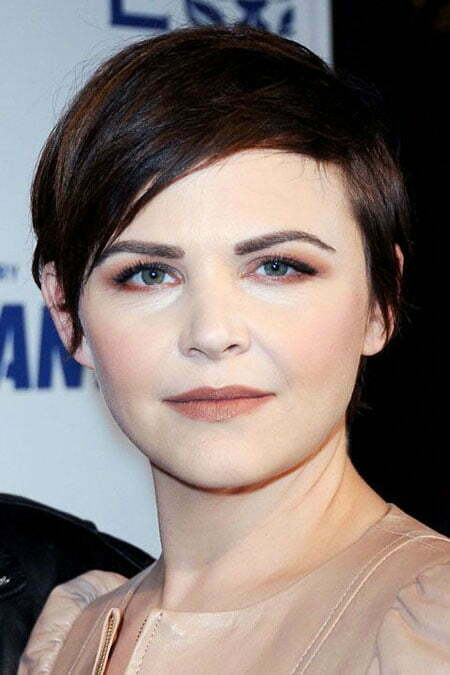Pixie Short Face Ginnifer