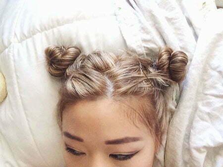 Buns Mini Hairtyles Braids