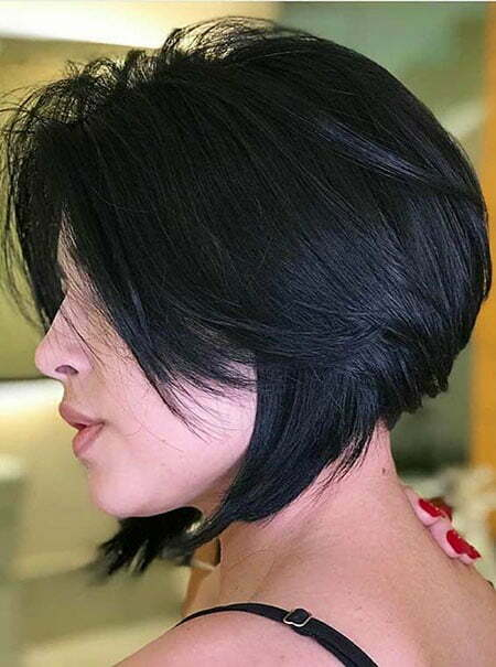 Bob Trendy Length Chin