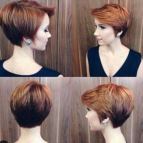 Kurze Haarschnitte für Frauen-19 &quot;title =&quot; 19. Kurze Haarschnitte &quot;/&gt;</a></p><h2>20. Winkel Bob mit langen Schichten</h2><p> <a href=