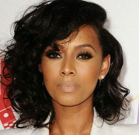 Thick Long Bob, Hair Keri Hilson Hairtyles