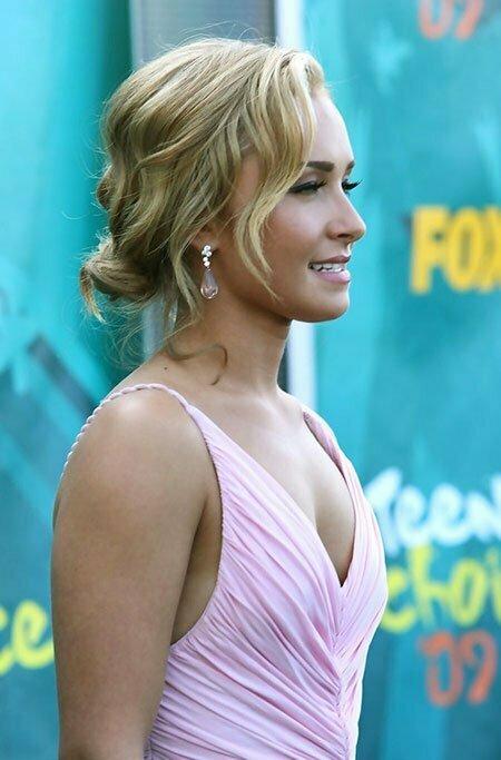 Prom Hayden Panettiere Hair