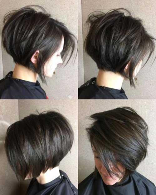 Kurze Haarschnitte für Frauen-21 &quot;title =&quot; 21. Kurze Haarschnitte &quot;/&gt;</a></p><h2>22. Moderner langer Bob</h2><p> <a href=