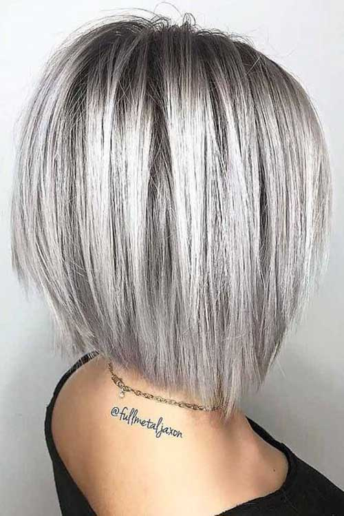Short Haircuts for Women-25