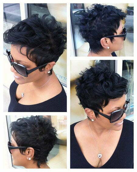 Pixie Cut Natural Hair