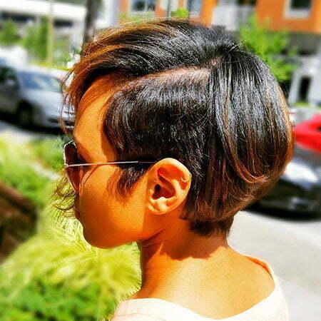 Short Relaxed Pixie Hair, Hair Short Relaxed Styles