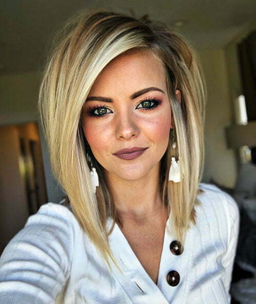 Long Layered Hairstyles 2019: 40 Short Layered Haircuts 2018