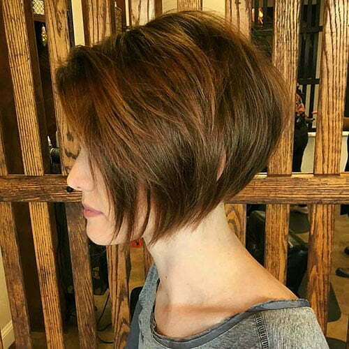 Short Balayage Hair