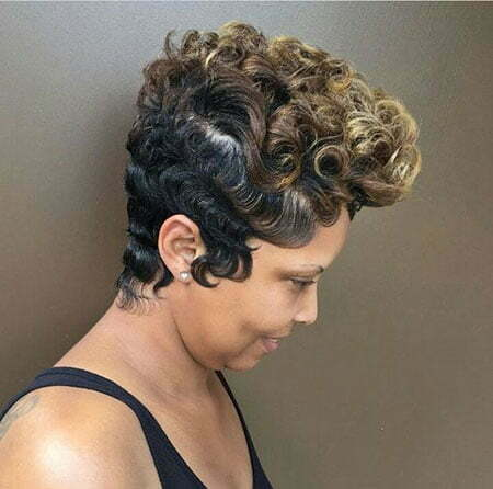 Pixie Cut for Black Hair