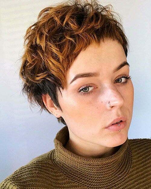 Short Pretty Hair