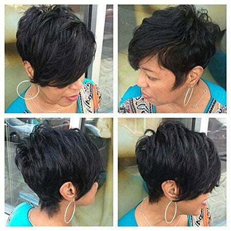 80 Best Short Pixie Hairstyles For Black Women