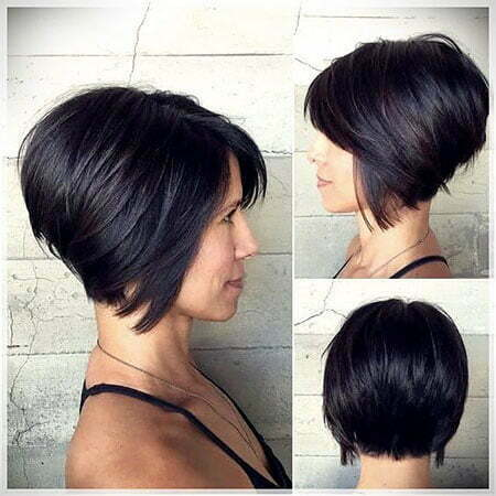 Bob Short Brown Pixie