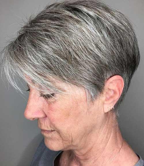 Pixie Haircuts Older Women-6