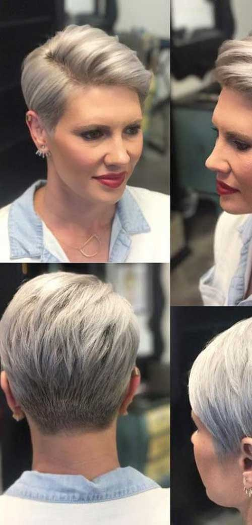 Pixie Haircuts Older Women-7