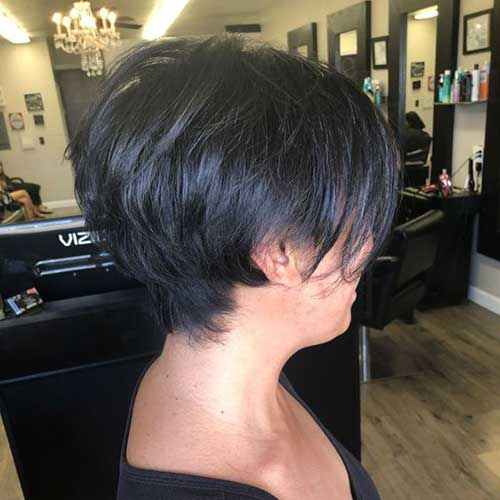 Stacked Short Haircuts-7 &quot;title =&quot; 7.Stacked Short Haircut &quot;/&gt;</a></p><h2>8. Netter Bob</h2><p> <a href=