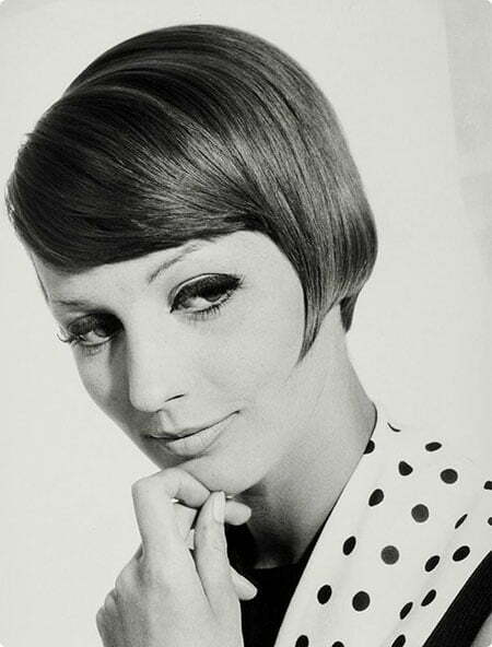 20 Pics of 1960's Short Hairstyles