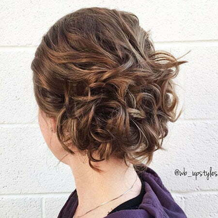 Hair Updo Updos Curly