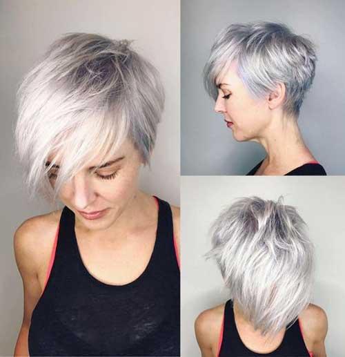 Kurze Haarschnitte für Frauen-9 &quot;title =&quot; 9. Kurze Haarschnitte &quot;/&gt;</a></p><h2>10. Pixie für dickes Haar</h2><p> <a href=