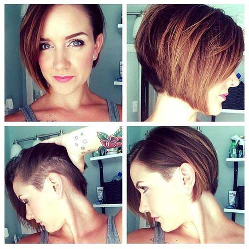 Fine Short Hair Cuts