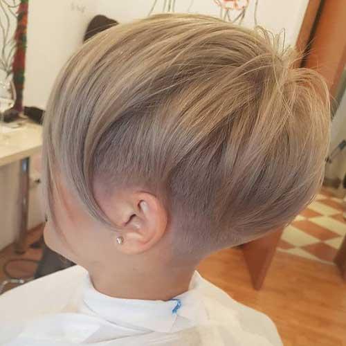 Fine Short Haircuts