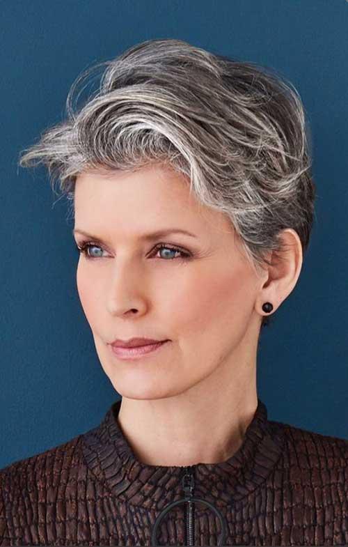 Older Women Pixie Haircuts