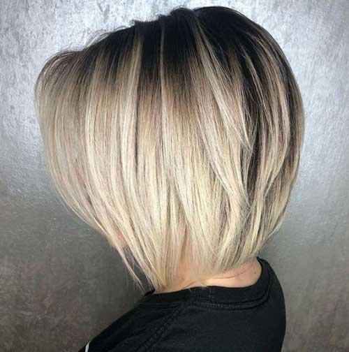 Kurze Haarschnitte &quot;title =&quot; Short Hair Cut &quot;/&gt;</a></p><h2>5. Kurzer Bob-Haarschnitt für feines Haar</h2><p> <a href=