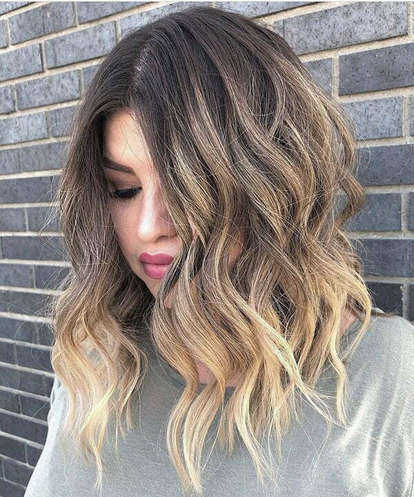 Wavy Hairstyles Short Hair 51