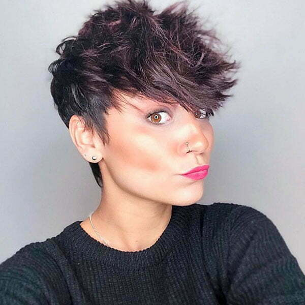 Messy Pixie Haircuts 2019