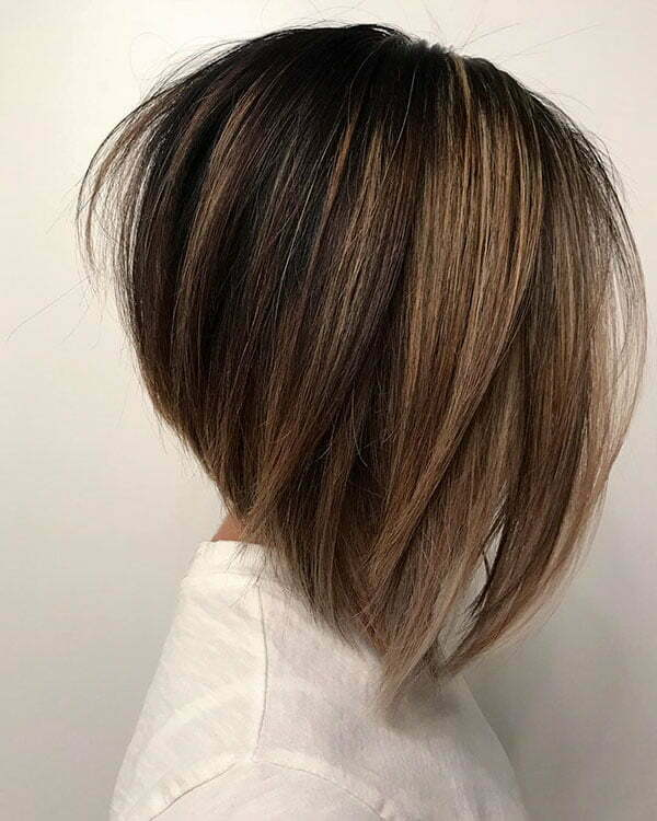 Inverted Bob For Women