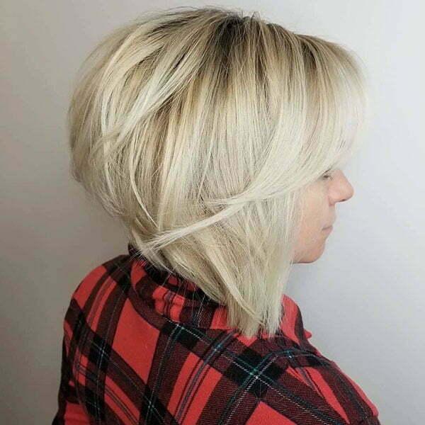 Blonde Bob 2019