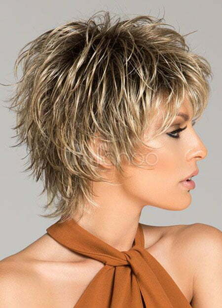 Pixie Short Choppy Hairstyles Over 50