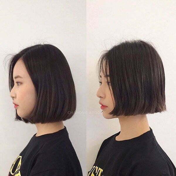 Asian Bob Haircut