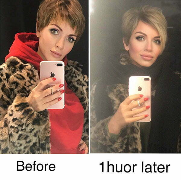Asymmetrical Pixie Cuts 2019