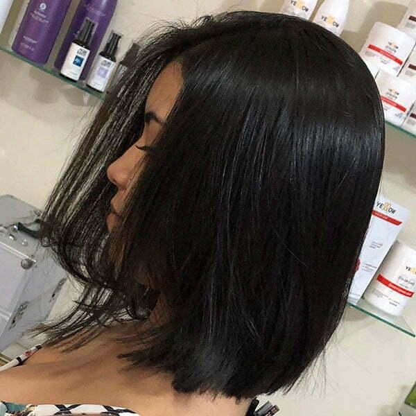 Brunette Bob Hairstyles 2019