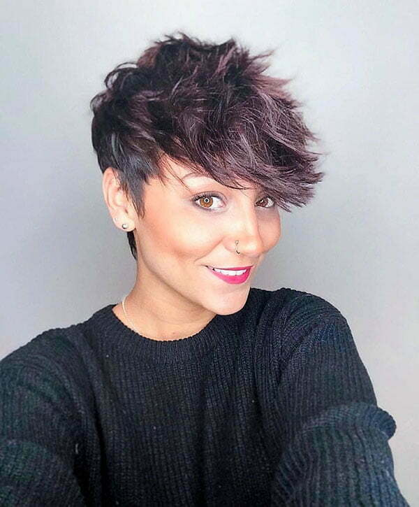 Cute Short Haircut 2019