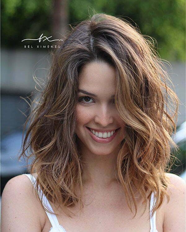 Wavy Hairstyles Short Hair 104