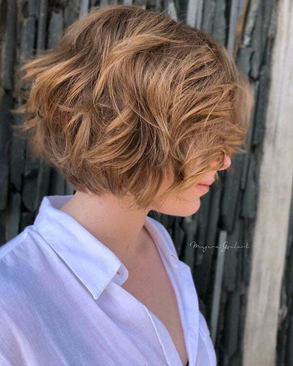 Latest Trendy Short Hairstyles