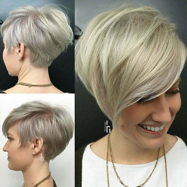 Long Pixie Cuts 2019