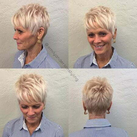 40 Best Pixie Haircuts For Over 50 2018 2019 Short Hairstyles