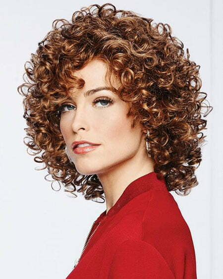 85 Popular Short Curly Hairstyles 2018 2019 Short