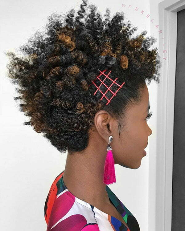 Cute Short Hairstyles For Black Women 2019