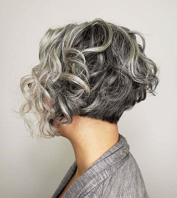 Curly Short Hair 2019