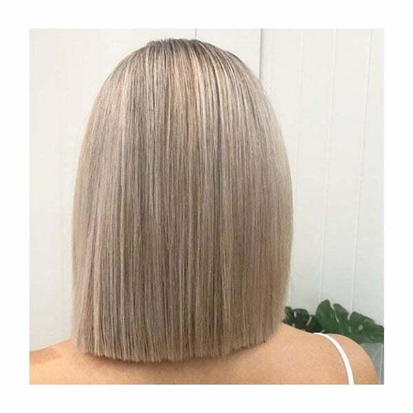 Straight Bob Haircuts 2019