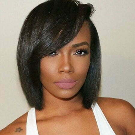 Bob Haircuts Black Women