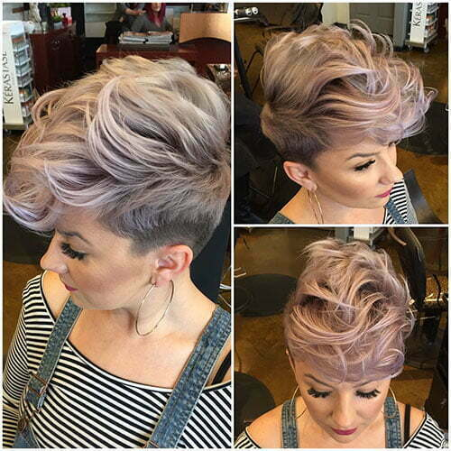 Short Cute Pixie Hair