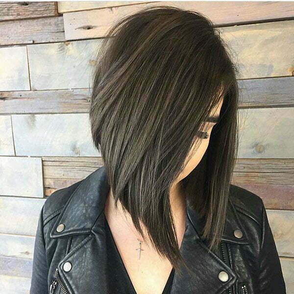 Layered Bob Hairstyles